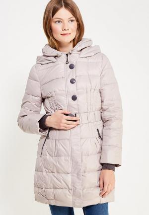 Куртка утепленная Vitario. Цвет: серый