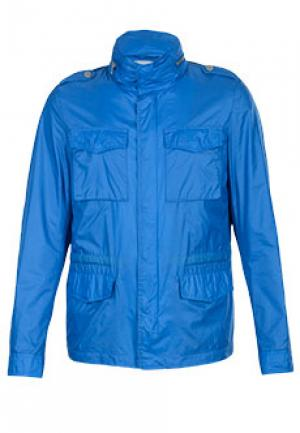 Ветровка ICE ICEBERG. Цвет: голубой