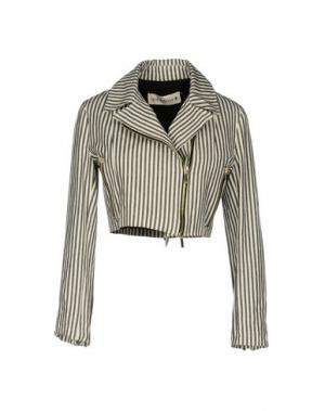 Куртка SHIRTAPORTER. Цвет: черный