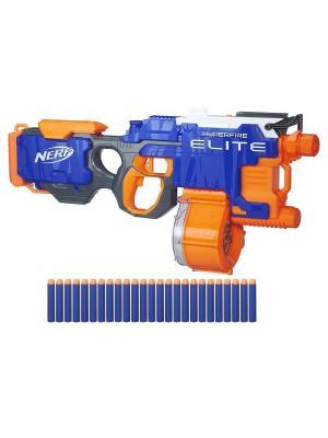 Хайперфайр (бластер) Hasbro. Цвет: оранжевый, синий