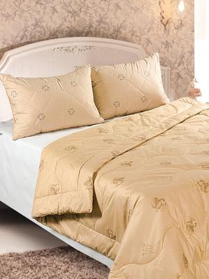 Одеяло Verossa. Цвет: бежевый