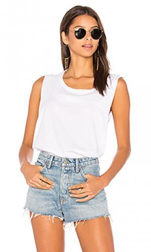 Майка naomi Joes Jeans Joe's. Цвет: белый