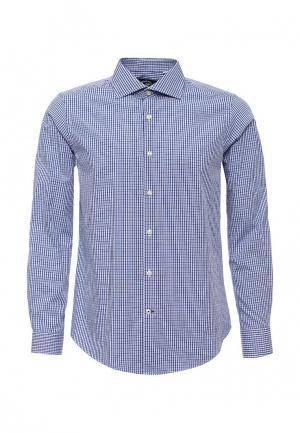 Рубашка Royal Polo. Цвет: синий
