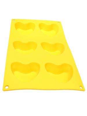 Форма для выпечки Migura. Цвет: желтый