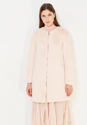 Шуба Max&Co. Цвет: розовый