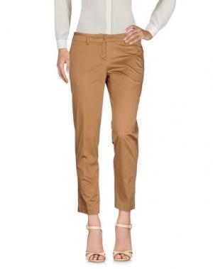 Повседневные брюки COAST WEBER & AHAUS. Цвет: коричневый