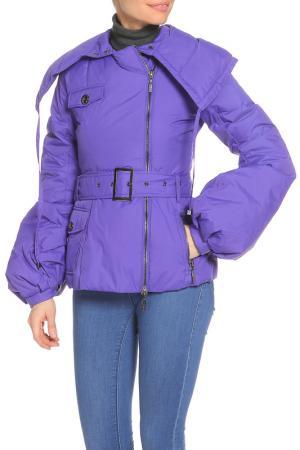 Куртка утепленная Phard. Цвет: фиолетовый