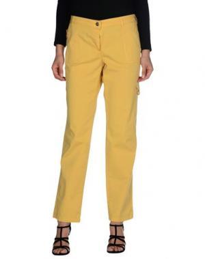 Повседневные брюки TER DE CARACTÈRE. Цвет: охра
