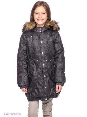 Куртка GARCIA. Цвет: черный
