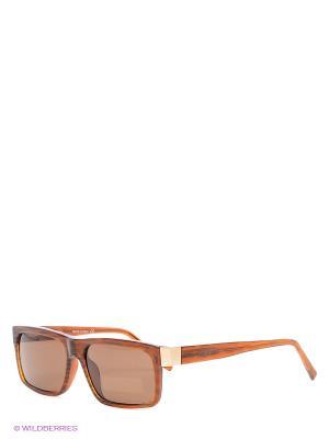 Солнцезащитные очки GF 984 03 Gianfranco Ferre. Цвет: коричневый