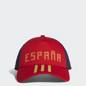 Кепка Испания  Performance adidas. Цвет: золотой