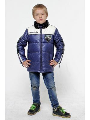 Куртка HERDAL. Цвет: синий