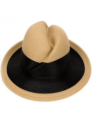 Шляпа Nell Gigi Burris Millinery. Цвет: чёрный