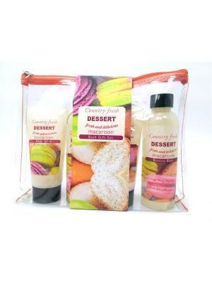 Косметические наборы Dessert 4 Country Fresh. Цвет: кремовый