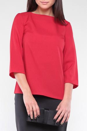 Блуза Laura Bettini. Цвет: красный