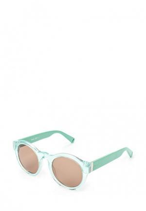 Очки солнцезащитные Max&Co. Цвет: голубой