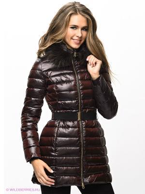 Пальто Conver Vintage. Цвет: коричневый