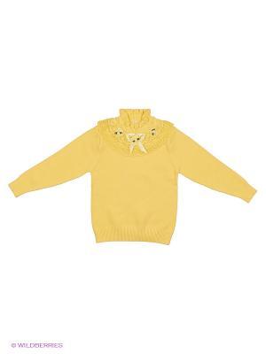 Кофточка Cascatto. Цвет: желтый