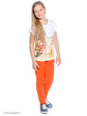 Брюки American Outfitters. Цвет: оранжевый
