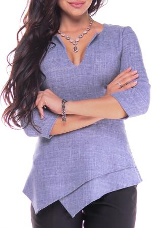 Блуза Dioni. Цвет: фиолетовая дымка