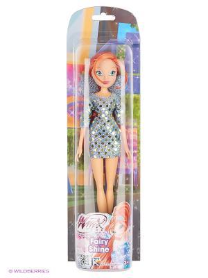 Кукла Winx Club Диско Bloom. Цвет: оранжевый, темно-зеленый, фиолетовый