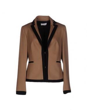 Пиджак CALALUNA. Цвет: хаки