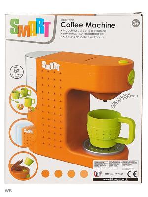 Капсульная кофемашина Smart HTI. Цвет: зеленый, светло-зеленый, салатовый, оранжевый