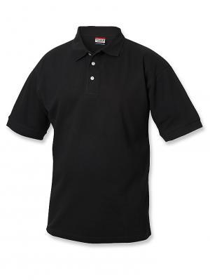 Texas Bull футболка-поло Clique. Цвет: черный