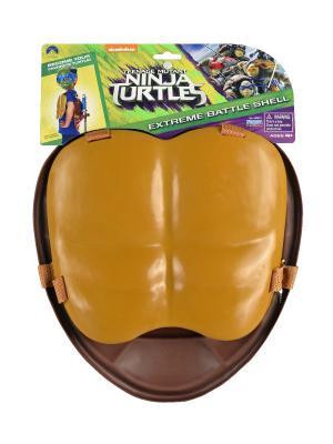 Двусторонний щит-панцирь, серия Movie Line 2016 Playmates toys. Цвет: коричневый, светло-коричневый