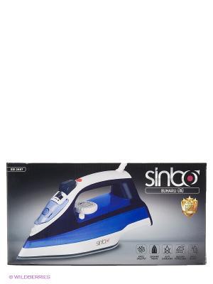 Утюг Sinbo SSI 2887 2200Вт. Цвет: красный