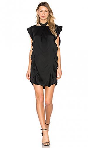 Платье kera Marissa Webb. Цвет: черный