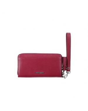 Бумажник REBECCA MINKOFF. Цвет: пурпурный