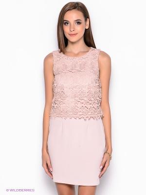 Платье New Look. Цвет: бледно-розовый