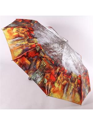 Зонт Zest. Цвет: оранжевый
