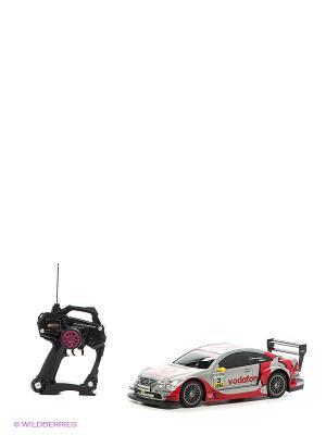 Машина AMG-MERCEDES CLK AULDEY. Цвет: серый, красный