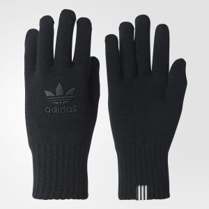 Перчатки Smartphone  Originals adidas. Цвет: черный