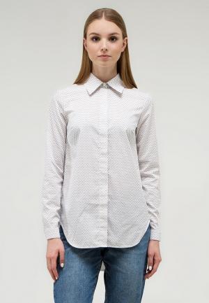 Рубашка MirrorStore. Цвет: бежевый