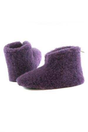 Тапочки Alwero. Цвет: фиолетовый