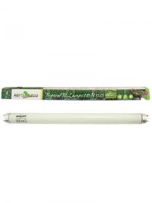 Лампа УФ ReptiSol Tropical 5.0, 10Вт. REPTI-ZOO. Цвет: белый