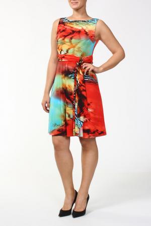 Платье Frank Lyman Design. Цвет: красный