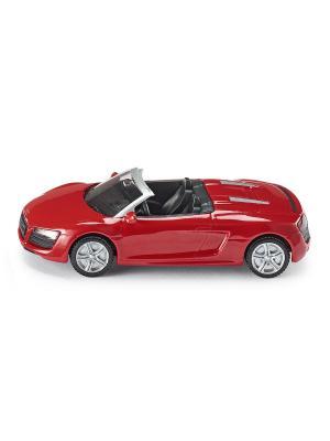 Машина Audi R8 Spyder кабриолет SIKU. Цвет: красный