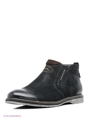 Ботинки Dino Ricci. Цвет: темно-синий