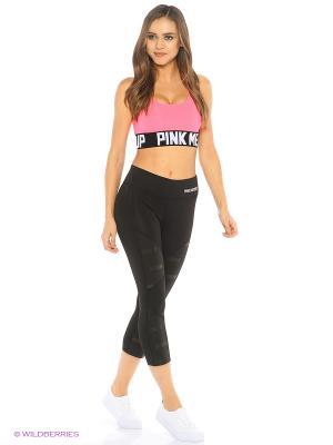 Леггинсы Pink Woman. Цвет: черный