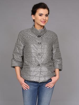 Куртка nasha. Цвет: коричневый