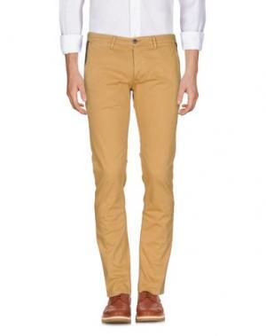 Повседневные брюки MACCHIA J. Цвет: охра