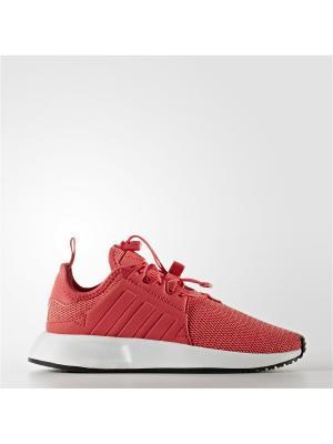 Кроссовки дет. спорт. X PLR C Adidas. Цвет: розовый