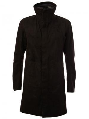 Пальто Impertinent Isaac Sellam Experience. Цвет: чёрный