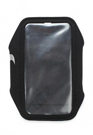 Чехол для телефона Nike. Цвет: черный