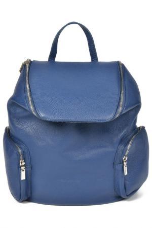 Рюкзак LUISA VANNINI. Цвет: синий