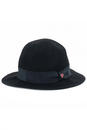 Шляпа Strellson. Цвет: черный